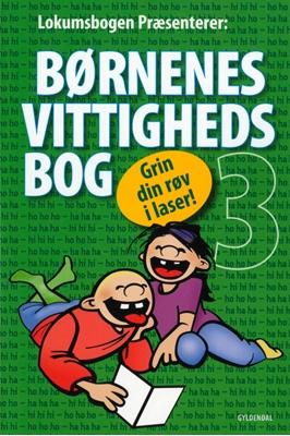Børnenes vittighedsbog 3 Sten Wijkman Kjærsgaard 9788702128680