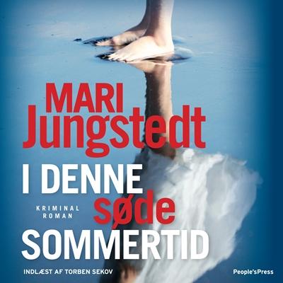 I denne søde sommertid Mari Jungstedt 9788771089721