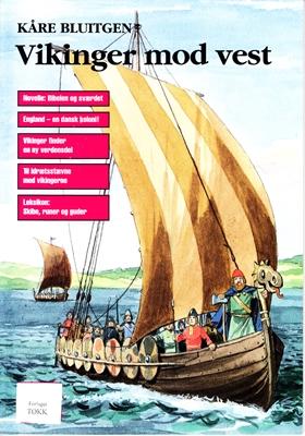 Vikinger mod vest Kåre Bluitgen 9788793141391
