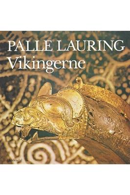 Vikingerne Palle Lauring 9788702211054