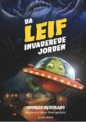 Da Leif invaderede jorden Andreas Riisberg Nederland, Andreas Nederland 9788711818091