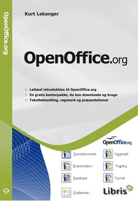 OpenOffice.org Kurt Lekanger 9788778531551