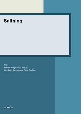 Saltning Peter Zeuthen, Leif Bøgh-Sørensen 9788791319723