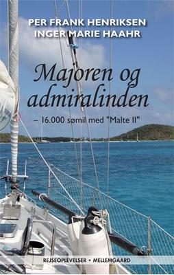 Majoren og admiralinden Per Frank Henriksen, Inger Marie Haahr 9788793126879