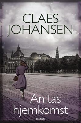 Anitas hjemkomst Claes  Johansen 9788770538770