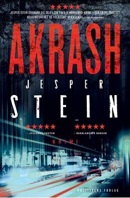 Akrash Jesper Stein 9788740016369