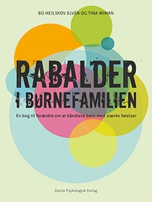 Rabalder i børnefamilien Bo Hejlskov Elvén, Tina Wiman 9788771584271