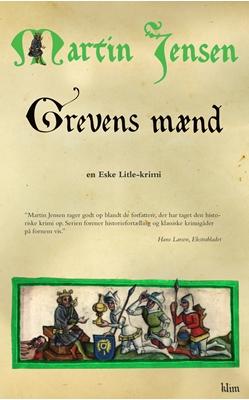 Grevens mænd Martin Jensen 9788771292466