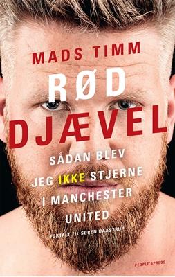 Rød djævel Søren Baastrup, Mads Timm 9788771596151