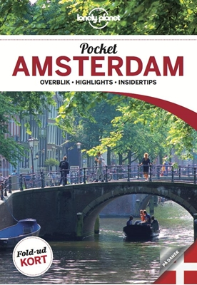 Pocket Amsterdam Lonely Planet 9788771489910