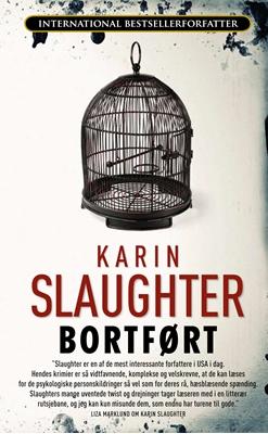 Bortført Karin Slaughter 9788792639318