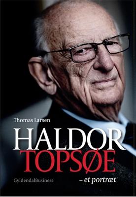 Haldor Topsøe Thomas Larsen 9788702143010