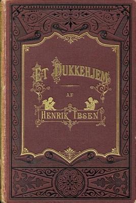 Et dukkehjem Henrik Ibsen 9788740490961