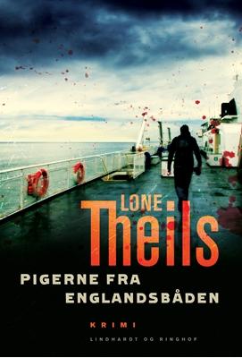 Pigerne fra Englandsbåden Lone Theils 9788711324295