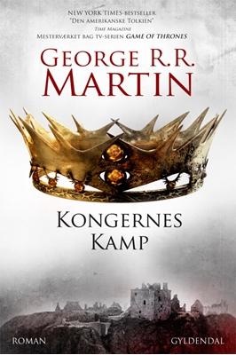 Kongernes kamp George R. R. Martin 9788702113402
