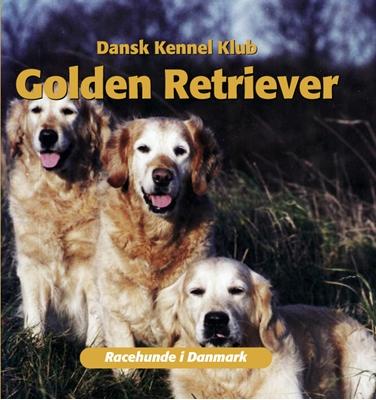 Golden retriever Dansk Kennelklub 9788778577276