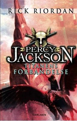 Percy Jackson 3 - Titanens forbandelse Rick Riordan 9788711409091