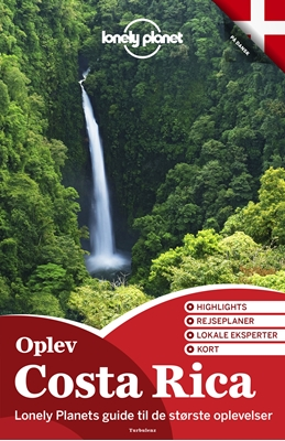 Oplev Costa Rica Lonely Planet 9788771489514