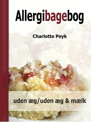 Allergibagebog Charlotte Peyk 9788792562494