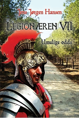 Legionæren VII Jens Jørgen Hansen 9788793204652