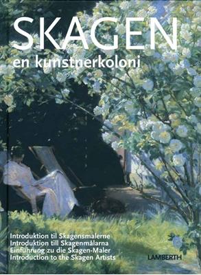 Skagen - en kunstnerkoloni Lena Lamberth 9788778689658