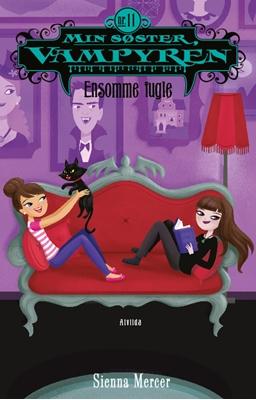 Min søster, vampyren 11: Ensomme fugle Sienna Mercer 9788771057331