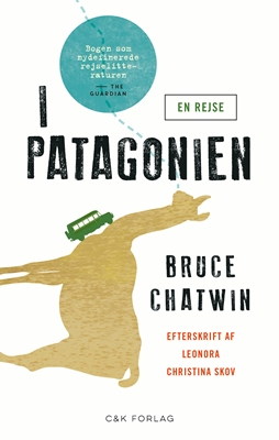 I Patagonien Bruce Chatwin 9788792884657