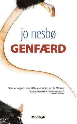 Genfærd Jo Nesbø 9788770538015