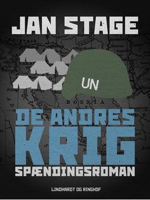 De andres krig Jan Stage 9788711463482