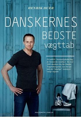 Danskernes bedste vægttab Henrik Duer 9788740030143