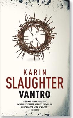 Vantro Karin Slaughter 9788792639301