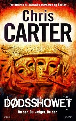 Dødsshowet Chris Carter 9788771073065