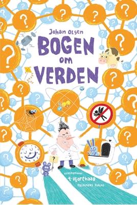 Bogen om verden  Johan Olsen 9788740043747