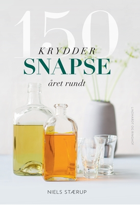 150 kryddersnapse Niels Stærup 9788711683934