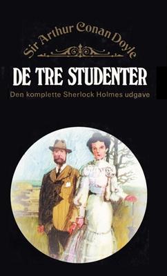 De tre studenter Sir Arthur Conan Doyle 9788711381410