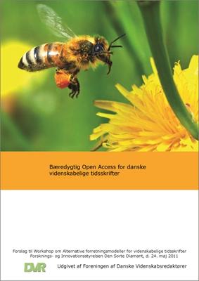 Bæredygtig Open Access for danske videnskabelige tidsskrifter Jørgen Burchardt 9788788327359