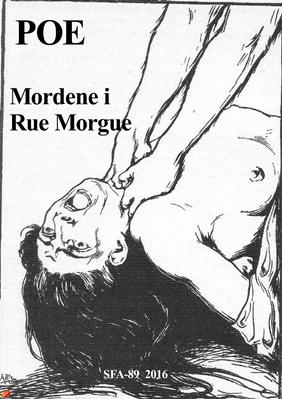 Mordene i Rue Morgue Edgar Allan Poe 9788771940107