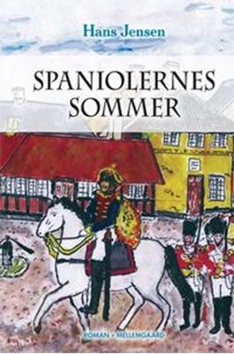 Spaniolernes sommer Hans Jensen 9788792875778