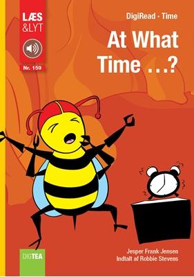 At What Time …? Jesper Frank Jensen 9788771698510