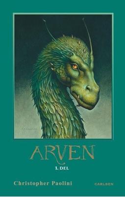 Arven 4 – Del 1 Christopher Paolini 9788711393604