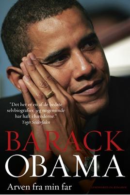 Arven fra min far Barack Obama 9788711385036