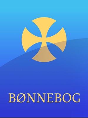 Bønnebog Den katolske Kirke i Danmark 9788791338380