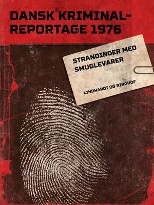 Strandinger med smuglevarer Diverse Diverse, Diverse forfattere 9788711750742