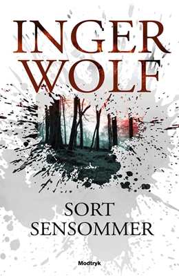 Sort sensommer Inger Wolf 9788770534123