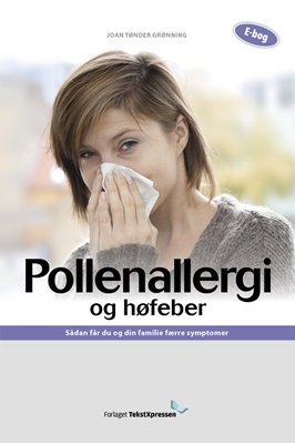 Pollenallergi og høfeber Joan Tønder Grønning 9788790614119