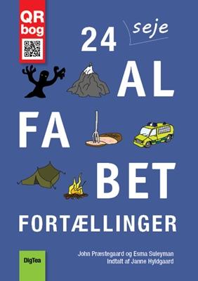 24 seje alfabet-fortællinger John Præstegaard, Esma Suleyman 9788792767134
