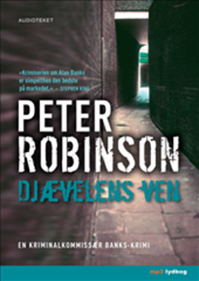 Djævelens ven Peter Robinson 9788764506945