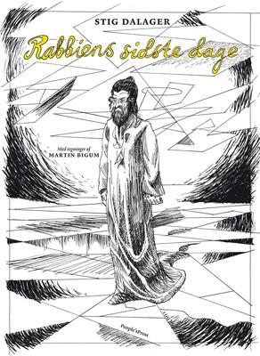 Rabbiens sidste dage Stig Dalager 9788771807288