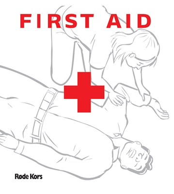 First Aid Røde kors 9788740031249