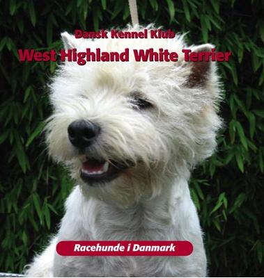 West highland west terrier Dansk Kennelklub 9788778577474